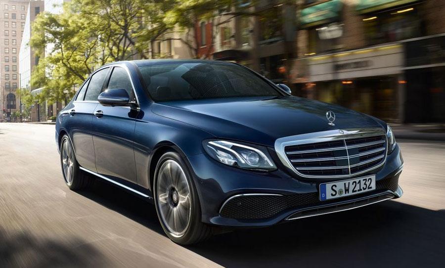 Mercedes E Classic
