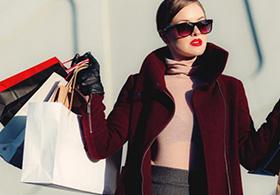 Luxury Shopping Trip